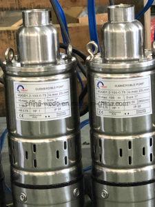 5qgd2.5-100-1.1 Stailess стали погружение водяной насос