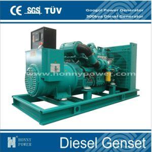 gerador 300kVA-500kVA Diesel com o motor da série de Googol Pta780