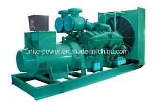 1375kVA/1100kw de open/Geluiddichte Generator van de Macht van de Motor van Cummins