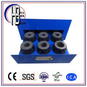 ホースの圧着工具の油圧ホースの押す機械油圧ホースのひだが付く機械