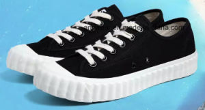 Los hombres zapatos casuales de zapatillas de deporte de lienzo (902)