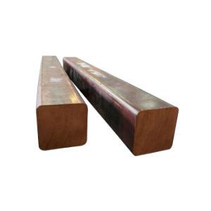 最小価格の銅のフラットバー25X5は銅棒を錫メッキした