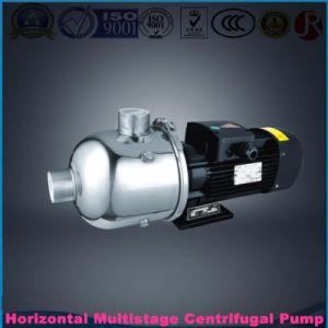 Pompe centrifuge à plusieurs degrés horizontal, une pompe centrifuge, Chlf (T)