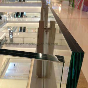 Lamelliertes Glas-isolierendes Glas ausgeglichenes abgehärtetes Sicherheits-Gebäude-Glas für Windows-Tür-Partition-Zaun-Schienen-Fußboden-Zwischenwand