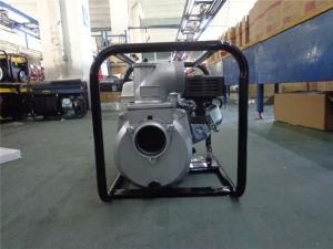 De Pomp van het Water van de benzine Wp30, 6.5HP Zelf - de Pomp van het Water van de Instructie