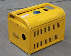 Генератор переменного тока 220V 2.5kw 3 фазы портативный бензиновый генератор