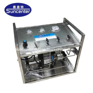 Líquido de transferência de gás CO2/Enchimento/Bomba Auxiliar
