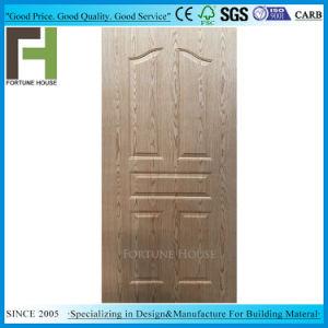 Comité van de Deur van plywood/EV-Wenge van de Huid van de deur het Houten Vernisje Gevormde