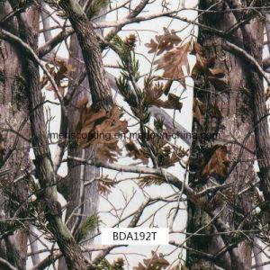 木の葉のCamo水転送のPrinitngの実質のフィルム(BDA102T)