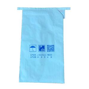 Papel Kraft impresos personalizados talco cantera de yeso de arcilla de la bolsa de cemento