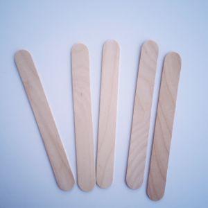Strile descartáveis Depressor da Lingueta de madeira de alta qualidade