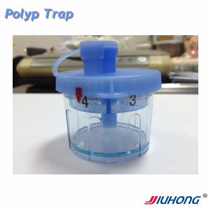 Ercpのアクセサリ! ! FDAのJhyPT05 Disposable 5chambers Polyp Trap