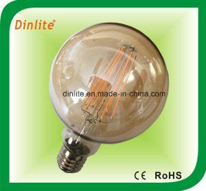 El ahorro de energía de las luces de bombilla LED regulable G80 con CE y RoHS 4W 6W LED 8W Bombilla de incandescencia