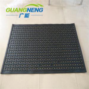 Pavimentazione di gomma di migliore Olio-Resistenza, anti stuoia della pavimentazione della cucina di slittamento
