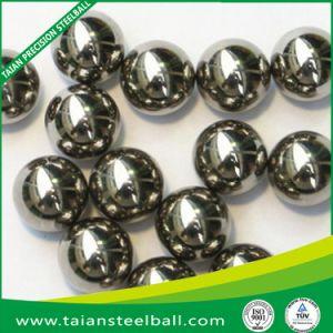 9.525mm 3/8 Suelta la bola de cojinete de bolas los rodamientos de acero al carbono templado