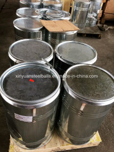 AISI1015 Kohlenstoffstahl-Kugel 5/16  für Stahlkugeln des Kugellager-G1000
