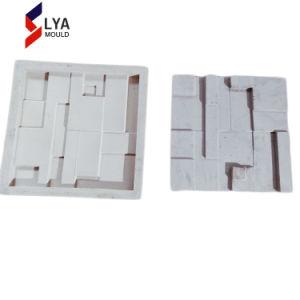 O peso do molde de silicone 3D Painel decorativo de parede