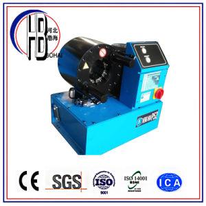 ひだ付け装置機械油圧管かHhp52ゴム製ホースひだが付く機械製造業者