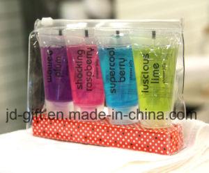 Limpar o saco do pacote cosméticos PVC personalizada