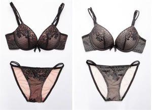 Sexy estilo europeo y el Panty Bra (CS21121)