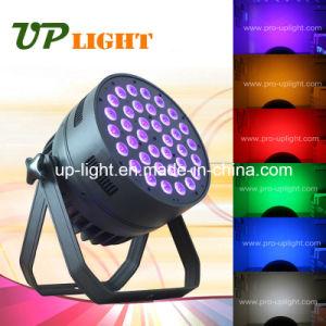 6en1 Zoom 36x12W RGBWA +UV LED PAR