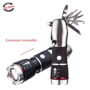 Hipe Power 3W LED Multi-Tool Flashlight
