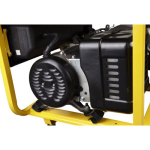 4 квт/4Квт/4000Вт бензин/БЕНЗИНОВЫЙ портативный генератор с крышкой и ручкой
