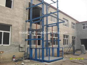 Elevatore idraulico dell'elevatore del magazzino con approvazione del CE