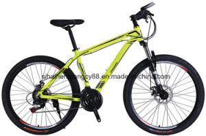 Mt26ys603 26polegadas bicicletas de montanha de aço com travões de disco