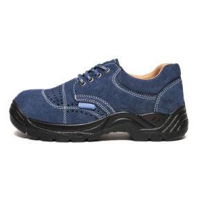 El trabajo de cuero gamuza transpirable Zapatos para hombres