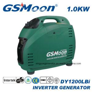 4-тактный 1.0kVA 230V газа портативный генератор инвертора цена