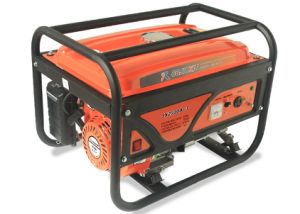 AC Single Phase、220VのJx3900A-1 2.8kw Highquality Gasoline Generator