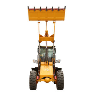 Les modèles ZL916 petit tracteur agricole prix mini chargeuse à roues articulé