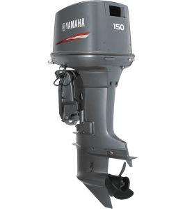 Motore esterno di YAMAHA 2 del colpo del breve di asta cilindrica del crogiolo del motore motore esterno genuino di /Electric (150A)