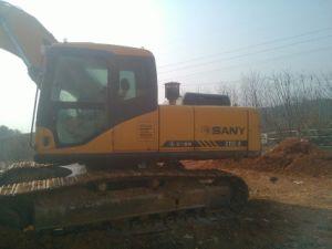 Sany usato Sy215, Sy300 Crawler Excavator da vendere, Cheap Hydraulic Track Digger Made in Cina