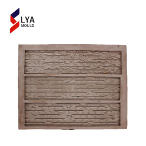 壁の装飾的な舗装の培養された人工的な石造り型