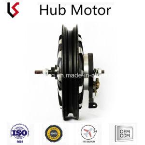 Kshm027 350W-1500W 16pulgadas 24V/36V/48V CC sin escobillas del motor del cubo del eje delantero/trasero del motor para bicicletas y triciclos eléctricos
