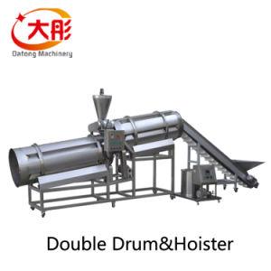 500kg/h Usine de production d'alimentation de poissons flottant