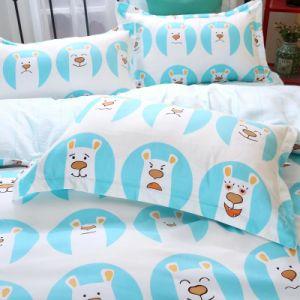 Preiswertes heißes verkaufengedrucktes Bettwäsche-Set Polyester-Indien-Malaysia
