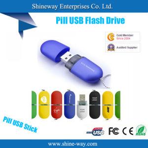Рекламные 4ГБ таблетки USB Stick для рекламы (UFD-E007)