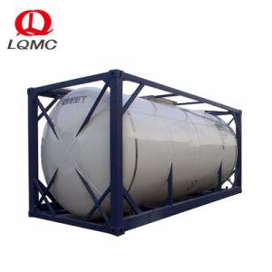 Csc ULの証明書が付いている20FT ISOタンク容器