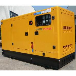 200kVA Groupe électrogène Diesel super silencieuse avec moteur Cummins