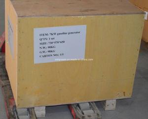 5.5kw Open Type Single Phase Portable Gasoline Generators (ZGEA6500 e ZGEB6500)
