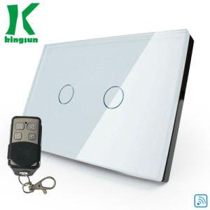 Nós Home Controle WiFi Remoto Elétrico toque no interruptor da luz de parede