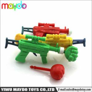 Het promotie Kleine Plastic Speelgoed van de Giften van de Jonge geitjes van het Kanon van het Stuk speelgoed Mini