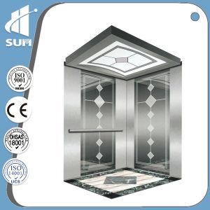 Elevatore residenziale di velocità 1.5m/S e  della visualizzazione dell'affissione a cristalli liquidi 7