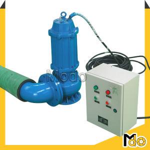 Wq alta eficiencia de la bomba sumergible de aguas residuales