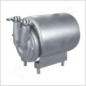 Yuanan sanitaire de la pompe à amorçage automatique en acier inoxydable
