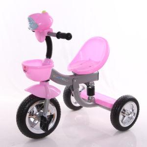 Triciclo pequeños juguetes baratos3 Ruedas triciclo para niños con músicas