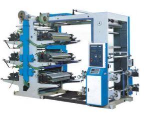Six-Color Flexegraphy máquina de impressão
